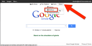 how to add an article to google scholar