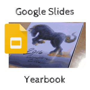 how to make a yearbook at home